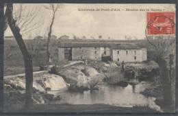 01 - Environs De Pont-d'Ain - Moulin Sur Le Suran - Ravier, éditeur, Bourg - France