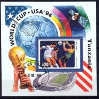 TANZANIA  World Cup Football - World Cup