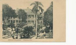 Paramaribo Militair Hospitaal  Edit Bromet 52 Undivided Back - Suriname