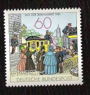 RFA - 1981 - YT N°944 - Journée Du Timbre - Unused Stamps