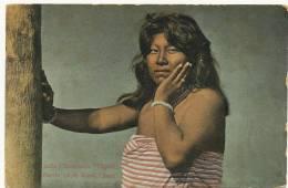 """Chaco Edicion Rosauer 282 India Chamacoco """" Tugulé """" Puerto 14 De Mayo - Argentina"""