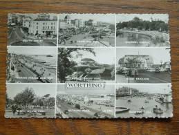 WORTHING Anno 1960 ( Zie Foto Details ) !! - Worthing