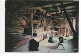 Coussac Bonneval L'intérieur Du Moulin - Otros Municipios