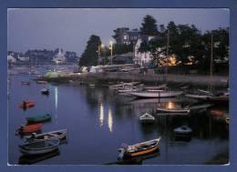 29 COMBRIT STE-MARINE Nocturne Sur Le Port ; Yachts, Canots, Voitures - Combrit Ste-Marine
