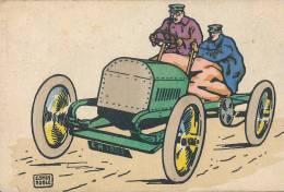 M M 169 /C P A  - AUTOMOBILE - - Cartes Postales