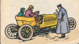 M M 170 /C P A  - AUTOMOBILE - - Cartes Postales