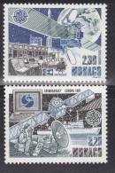 Monaco - 1991 - Europa - N° 1768/1769 - Neufs ** - MNH - 1991