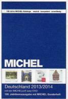 MICHEL Deutschland Briefmarken Katalog+DVD Easy 2013 Neu 46€ D Baden Bayern Hamburg Reich Danzig Saar SBZ DDR Berlin BRD - [ 7] 1949-… : RFA - Rép. Féd. D'Allemagne
