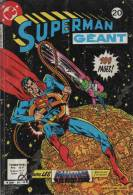 SUPERMAN GEANT N° 20 BE SAGEDITION 05-1983 - Superman