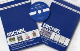MICHEL Deutschland Briefmarken Katalog+DVD Easy 2013 Neu 46€ D Baden Bayern Hamburg Reich Danzig Saar SBZ DDR Berlin BRD - Colecciones