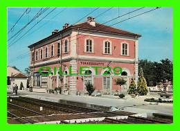 TORREBERETTI, ITALIE - STAZIONE FERROVIARIA - STATION FERROVIÈRE - RAILWAY STATION - - Pavia