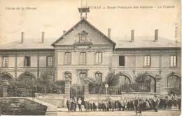 Ecole Publique Des Garçons, La Facade - Fumay