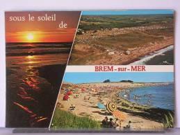 (85) - BREM SUR MER - MULTIVUES - Frankreich