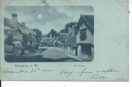 ILE DE WIGHT - SHANKLIN I. W. - Angleterre