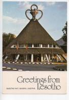 REF 119 : CPSM Lesotho Basotho Hat Maseru - Lesotho