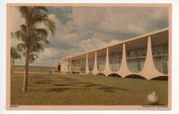 REF 119 : CPSM BRESIL BRASILIA Palacio De Alvorada - Brésil
