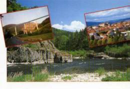43 MONISTROL SUR LOIRE Vue Generale Gorges De La Loire A Chazelle Photo M Jacquiot Viaduc Pont De Lignon Photo Alpha Bu - Monistrol Sur Loire