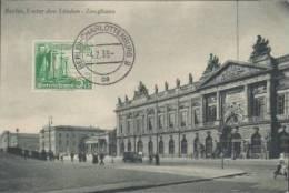 Berlin          Unter Den Linden   Zeughaus              Scan 4429 - Germany