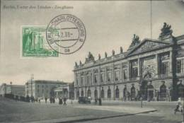 Berlin          Unter Den Linden   Zeughaus              Scan 4429 - Duitsland