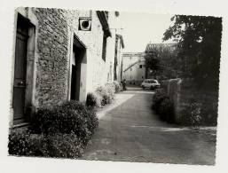 30 Salazac Grand´rue Simca 1100 Pub Primagaz - Francia