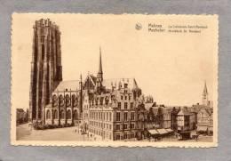 39190    Belgio,     Malines -  La  Cathedrale  Saint-Rombaut,  NV - Mechelen