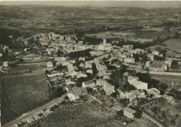 CHOMERAC ARDECHE 85255 VUE GENERALE AERIENNE ED. CELLARS ECRITE CIRCULEE EN 1961 - Otros Municipios