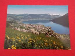 Oberageri Mit Hochalpen 1969 - ZG Zoug