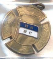 CLUB DE REGATAS - BUENOS AIRES ROWING CLUB CIRCA 1930 MEDALLA - Professionals / Firms