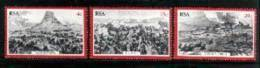 REPUBLIC OF SOUTH AFRICA, 1979, MNH Stamp(s) Zulu War,  Nr(s) 556-558 - South Africa (1961-...)