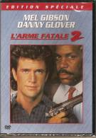 DVD. L'ARME FATALE 2.  Mel GIBSON  -  Danny GLOVER. DVD Neuf Sous Cellophane. - Policiers
