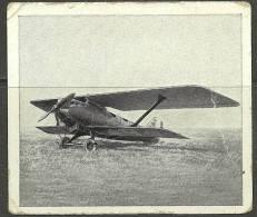 Deutschland Collection Card Sammelbild France Air Plane Flugzeug Breguet 19 A 2 Serie Taschenbuch Der Luftwaffe - Airplanes