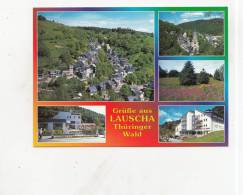 ZS36986  Lauscha Thuringer Wald   2 Scans - Lauscha
