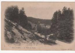 Val D´ajol Vosges  La Vallée Des Roches - Francia