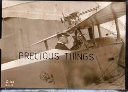 AVIATION  PHOTO. AVIATEUR DE ROSE... CHARLES DE TRICORNOT... COMMANDANT ESCADRILLE DE CHASSE MS 12.GUERRE 14  18. RARE - Guerre, Militaire