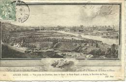 PARIS16 - Ancien P. - Vue Prise De Chaillot, Dans Le Fond : Le Pont Royal....       - ND 101 - District 16