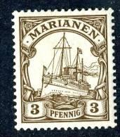 (858)  Mariana Is. 1901  Mi.7 Mint*  Sc.17 ~ (michel €1,30) - Colony: Mariana Islands