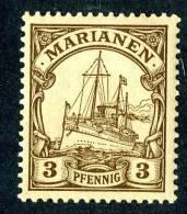 (868)  Mariana Is. 1901  Mi7  Mint*  Sc.17 ~ (michel €1,30) - Colony: Mariana Islands