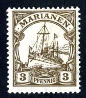 (869)  Mariana Is. 1916  Mi.20  Mint*  Sc.30 ~ (michel €1,20) - Colony: Mariana Islands