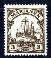 (871)  Mariana Is. 1916  Mi.20  Mint*  Sc.30 ~ (michel €1,20) - Colony: Mariana Islands