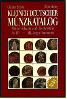 Kleiner Deutscher Münzkatalog Von 1992/93  Ab 1871 -  Von Battenberg  -  285 Seiten - Literatur & Software