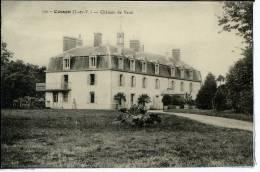 Dpt 35 Cesson Château De Vaux 1910 Neuve BE - France