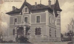 LES AVENIERES    -   CHÂTEAU DES CÔTES D ' ILE - Les Avenières