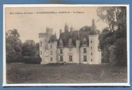 36 - SAINT CHRISTOPHE En BAZELLE --  Le Château - France