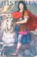 Historia - N°206 - Jan 1964 - Mata Hari Louis XIV Mussolini Francois-ferdinand Hittite Wagner Duc De Berry - Historia