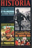 Historia - N°305 - Avril 1972 - Stalingrad Moyen Age Pakistan Malibran Socialisme Athènes - Histoire