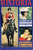 Historia - N°306 - Mai 1972  - Parachutage En France Aviation 1914 Monarchie Anglaise Stalingrad Doumer Wagner Carthage - Histoire