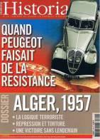 Historia - N°722 - Fev 2007 - Peugeot Alger 1957 Christine De Pizan Ducs De Bretagne Les Seychelles Eylau Gide Tefal Mag - Geschiedenis