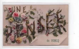 Une Pensée De Voncq ( 08 ) ,  ( Port Offert, Free Shipping ) - Other Municipalities