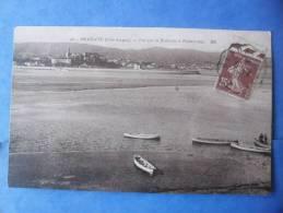 64-HENDAYE Vue Sur La Bidassoa A Fontarrabie , Circulée En 1931 - Hendaye