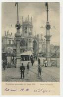 EXPO LIEGE 1905  - Entrée De Fetinne - Luik